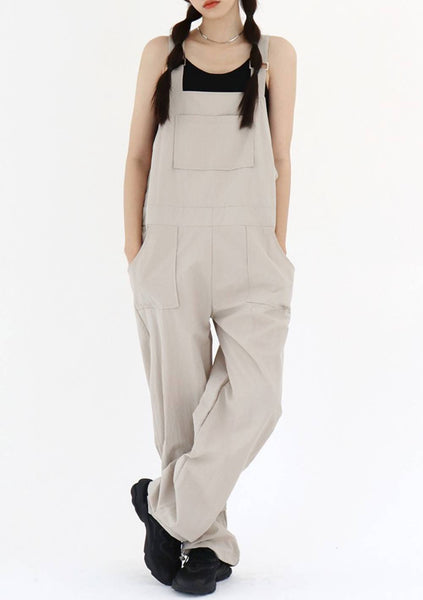 Cookie Overall [Beige]