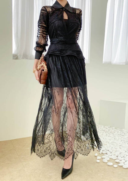My Birthday Wish Lace Dress