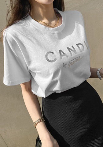 Candide Printed T-Shirt