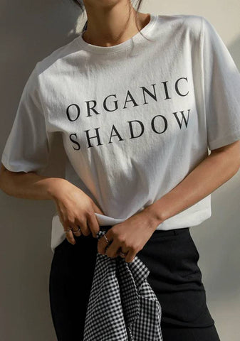 Organic Shadow T-Shirt