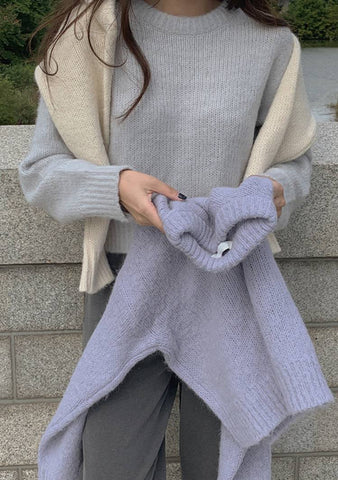Wake Me Up For Winter Knit Top