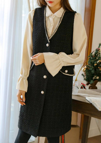 Positively Knit Sleeveless Dress