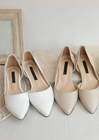 The Other Woman Pointed Shoes
