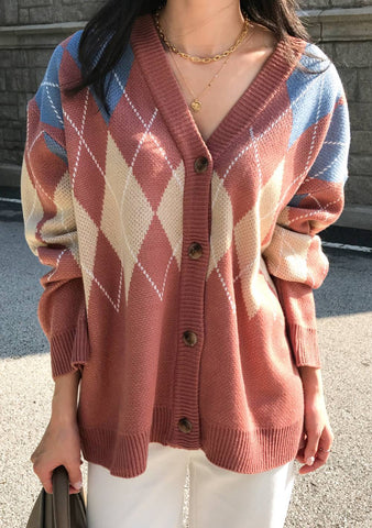 Dressed To The Nines Knit Cardigan