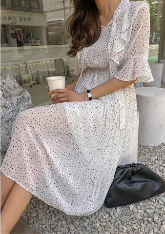 Challenge The Odds Dots Dress