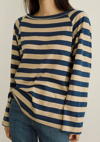 Never Give Up On A Dream Stripes Top