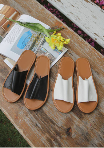 Mark My Words Mules Sandals