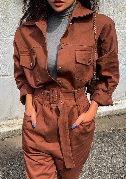 Cool For Fall Crop Jacket
