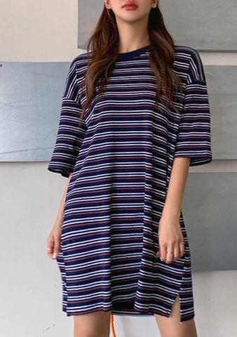 Romance Journal Stripes Dress