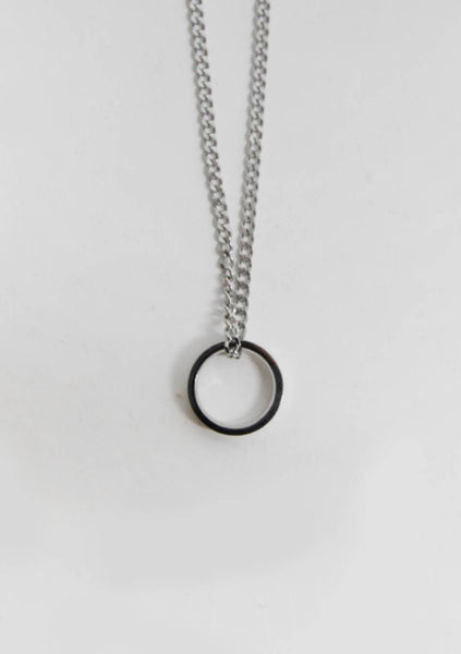 Ring Of Change Necklace