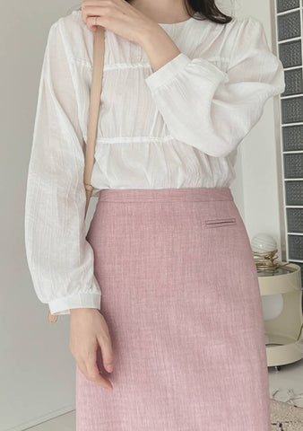 Looking For Happiness Layered Blouse