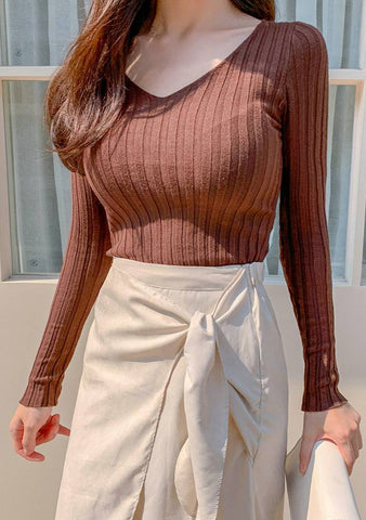 Neat Body Knit Top
