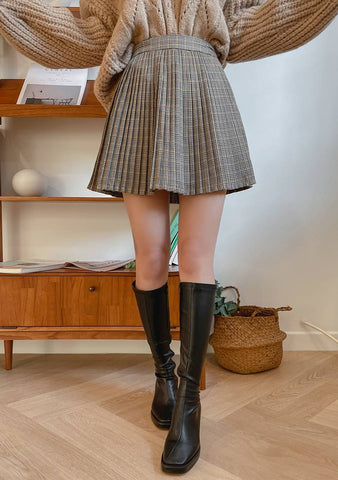 I Need You Now Mini Skirt