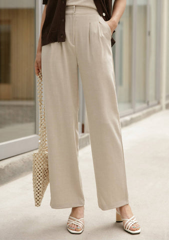Admirable Thing Linen Slacks