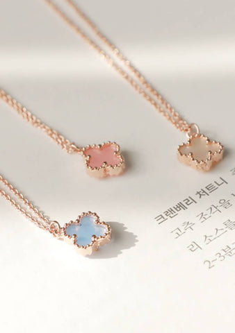 Small  Luck Necklace