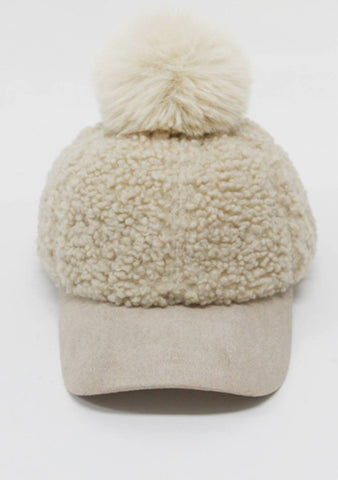 You Should Know Winter Furry Cap