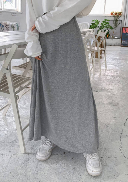 Both Soft And Strong Long Skirt