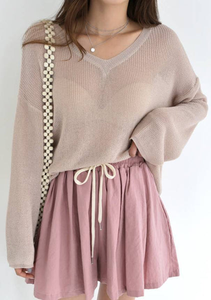 Never Run Out Of Sweetness Knit Top