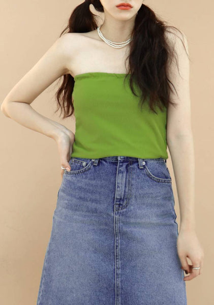 Fie Tube Top [Green]