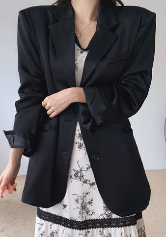 Is It Me You Are Looking For Blazer Jacket