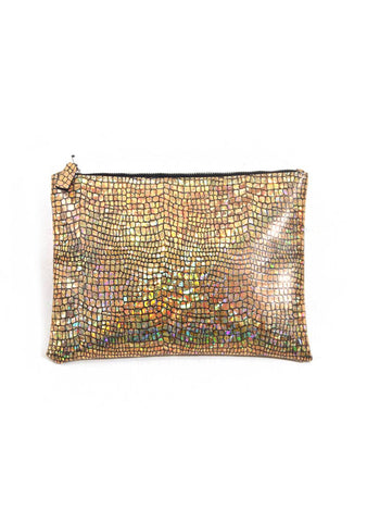 Party All Night Shimmery Clutch