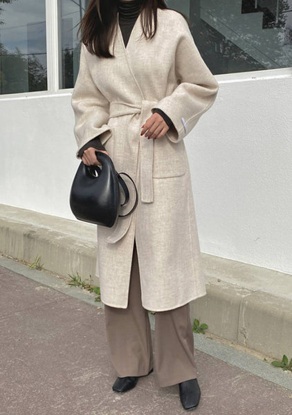 In Love With The Idea Of You Wool Coat