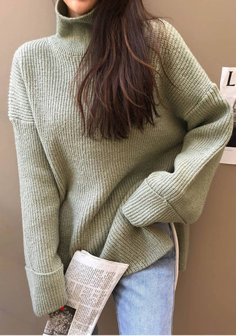 Welcome Home Oversize Knit Sweater