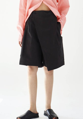 Bittle Wrap Shorts