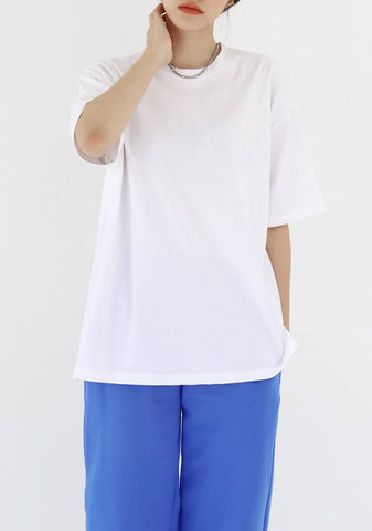 Cheese T-Shirt [White]