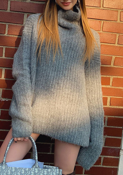 More Than I Know Loose Knit Sweater