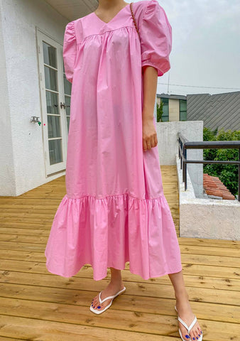Cloud Of Candy Puff Dress