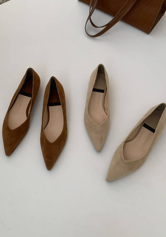 Pick me Pointed Shoes