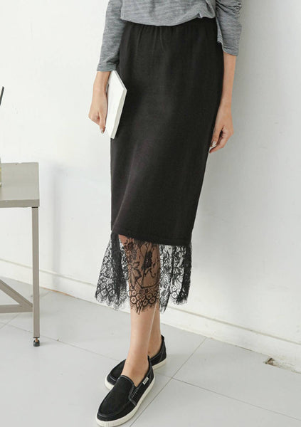 Freely Me Lace Skirt