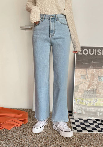 Louisiana Wide Denim Jeans