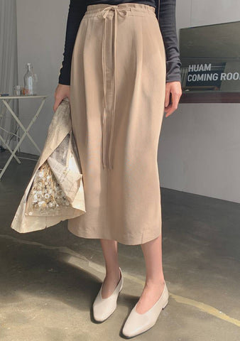 Continuous Process Tie Back Skirt