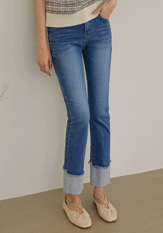 Nature Never Goes Out Of Style Denim Jeans
