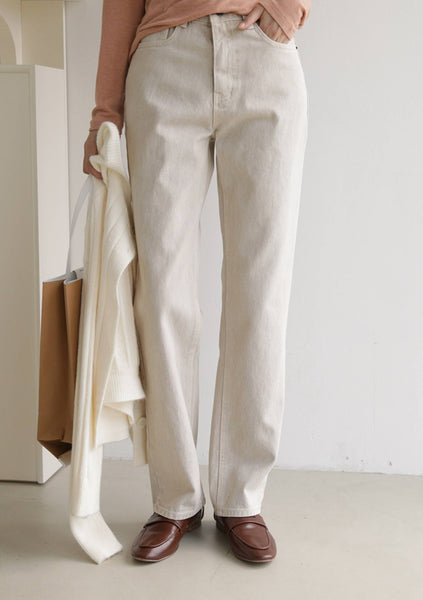 Timeless Straight Pants