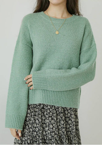 Maintaining The Intention Knit Sweater