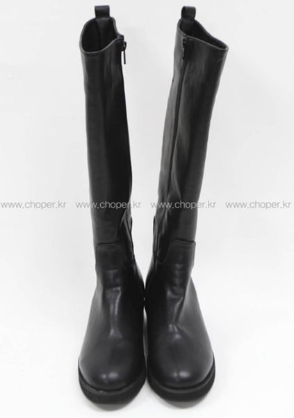Broken Promise Knee-High Boots