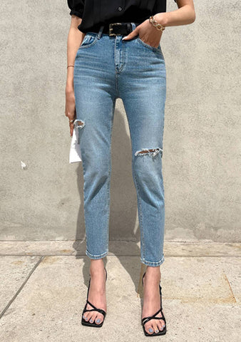 Power To The People Denim Jeans