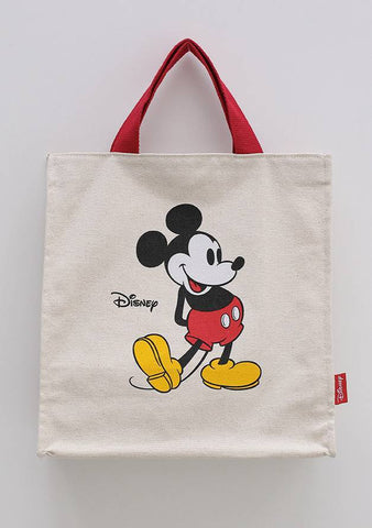 Never Without Mickey Shopper Bag