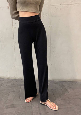 Taking A Step Back High-Waist Pants