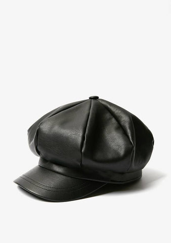 Making A Move Leather Hat
