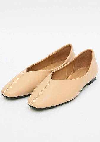 Need A Friend Flat Shoes (1cm)