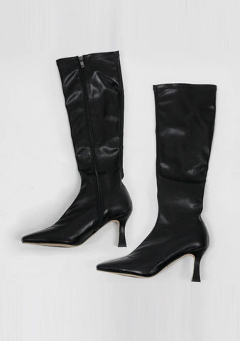 The Ninth Life Knee-High Boots