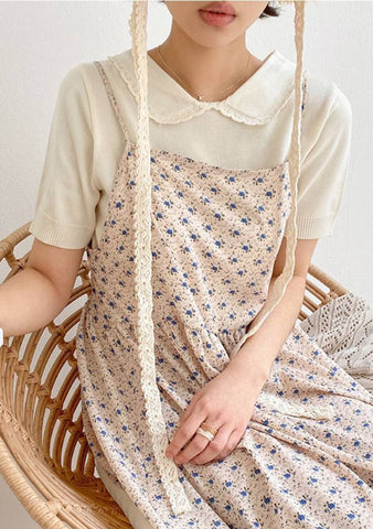 Nothing To Lose Collar Knit Pullover