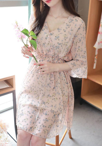 No Greater Gifts Flower Dress