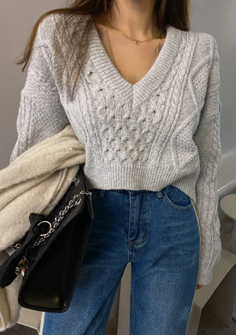 Before Sunrise Knit Sweater