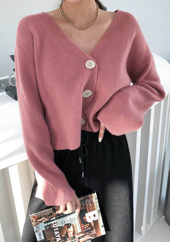 Chasing The Dream Crop Cardigan