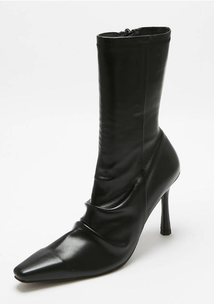 The Solutions Knee-High Boots